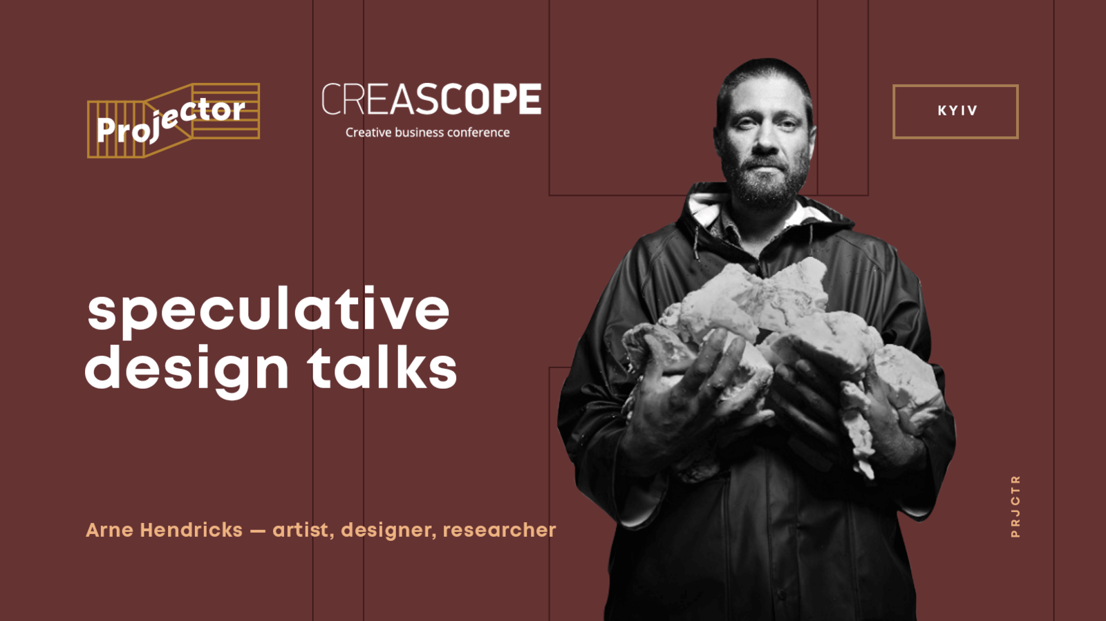 Speculative design talks