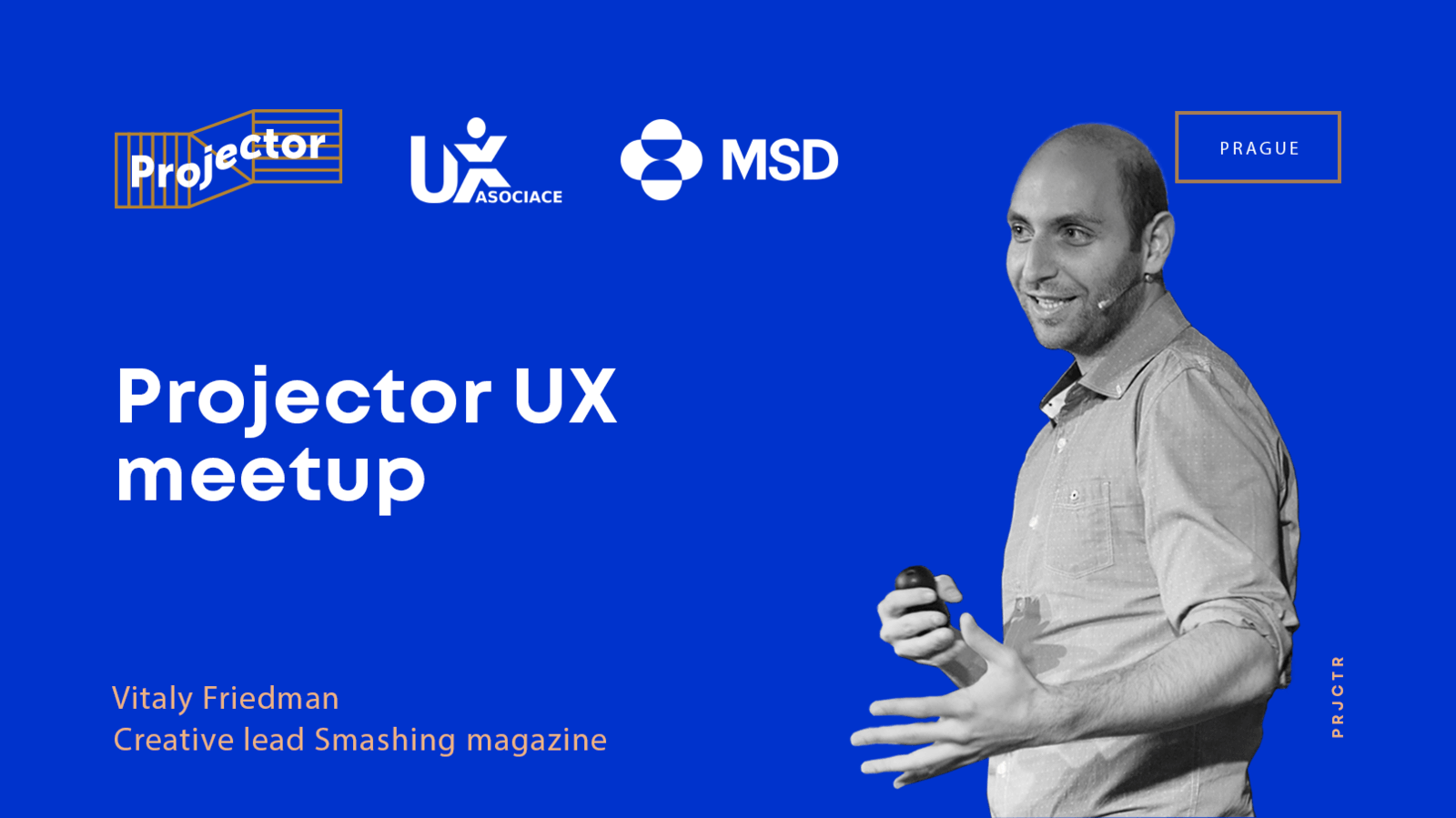 UX meetup in Prague