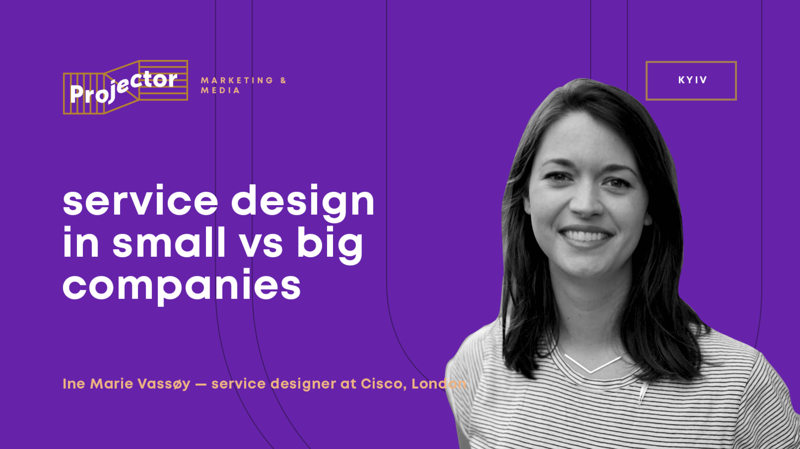 «Service design in small VS big companies»