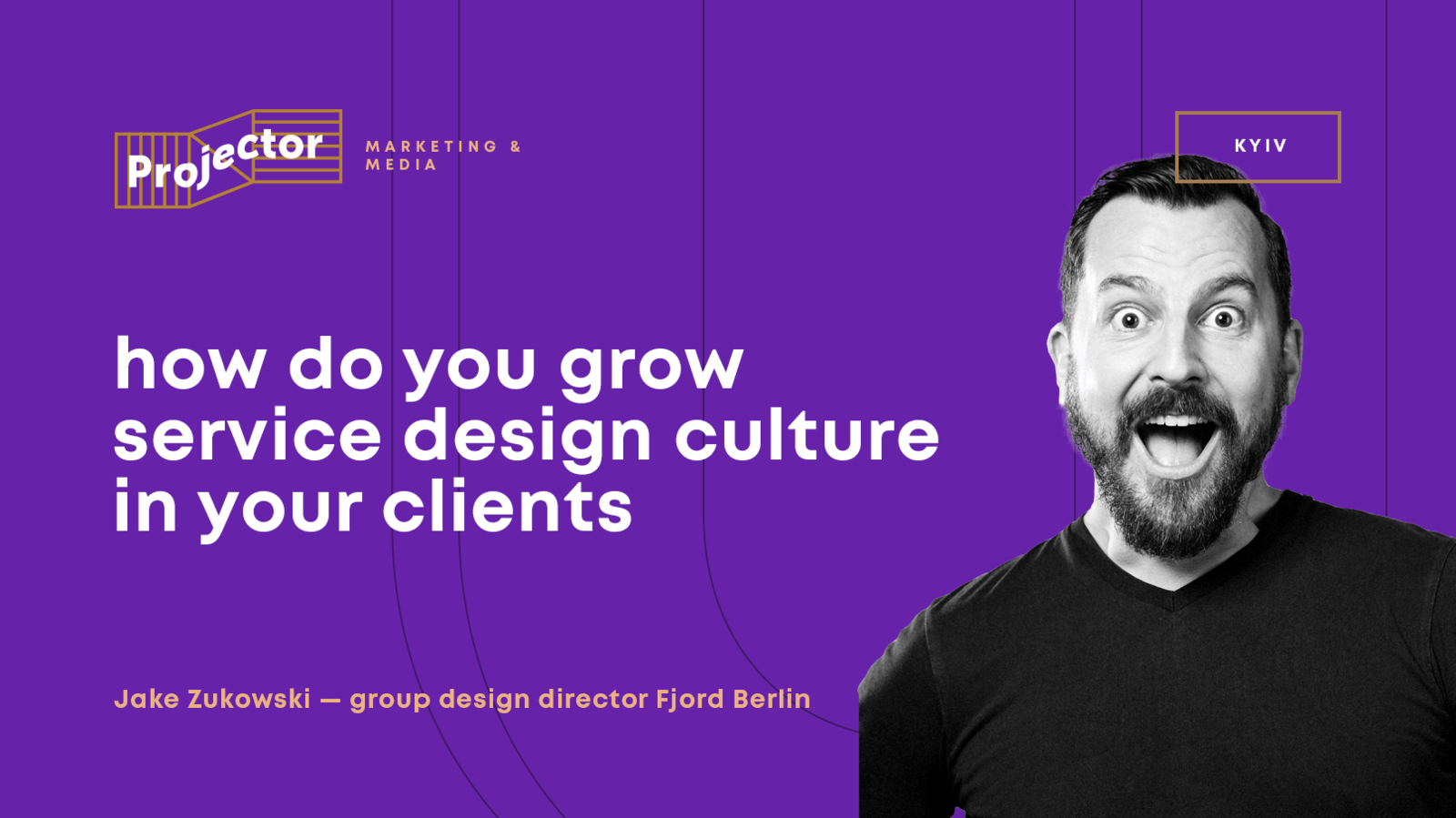 «How do you grow service design culture in your clients»