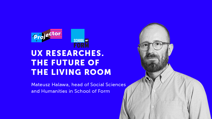 UX Researches. The Future of the Living Room