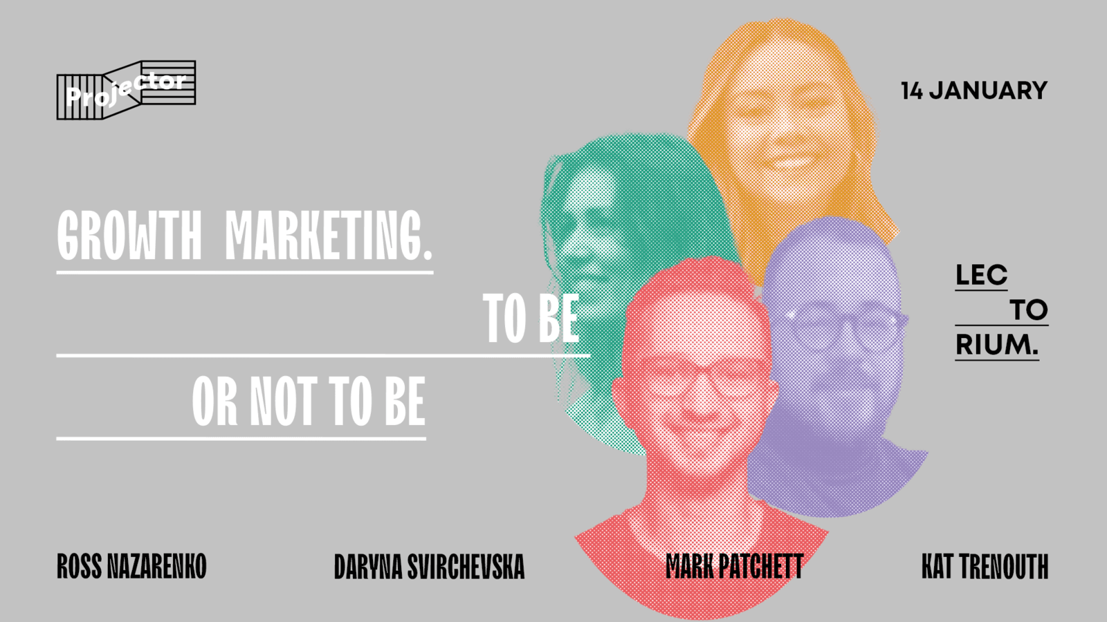 Panel discussion: Growth marketing. To be or not to be