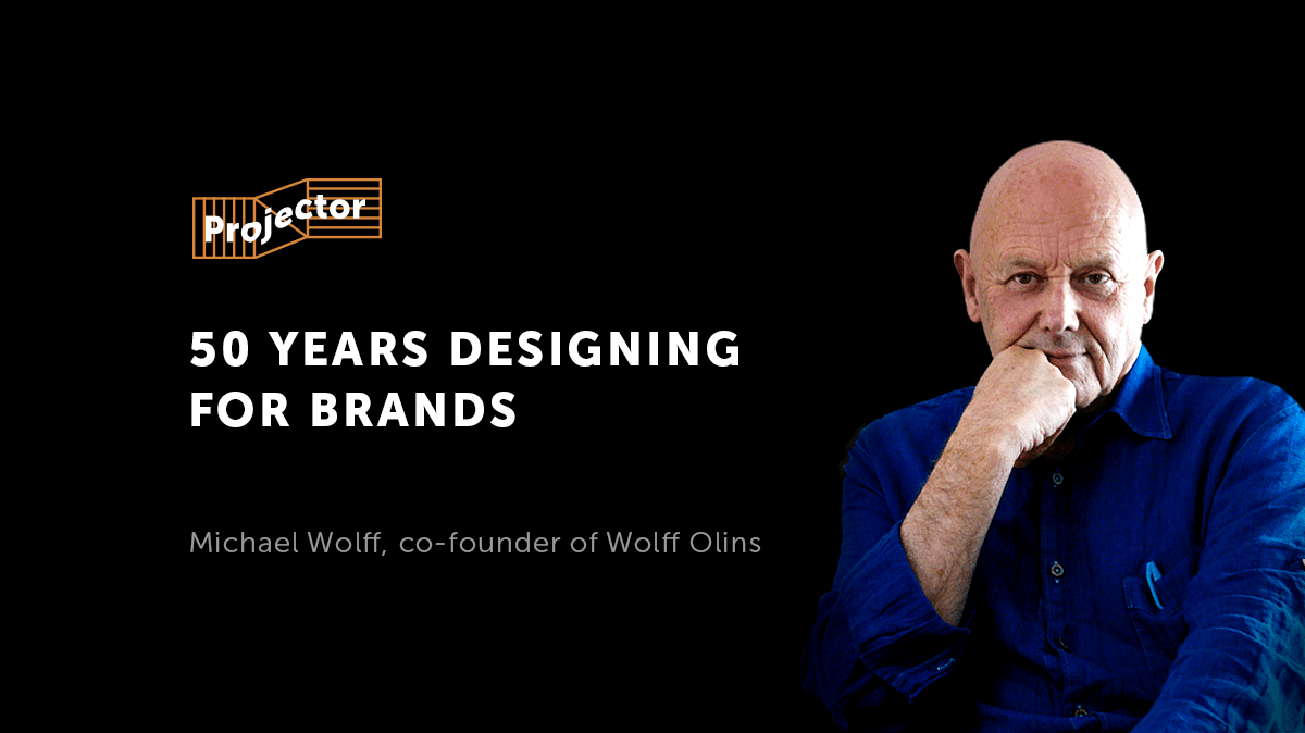50 years designing for brands