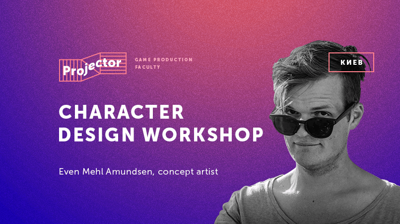 Character design workshop