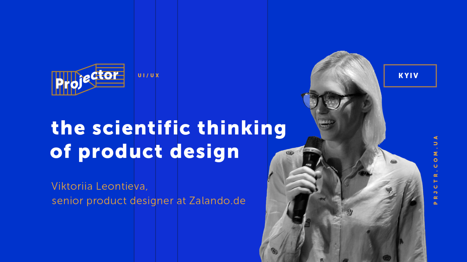 Product Talks. The scientific thinking of product design